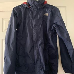 Other - North face rain jacket
